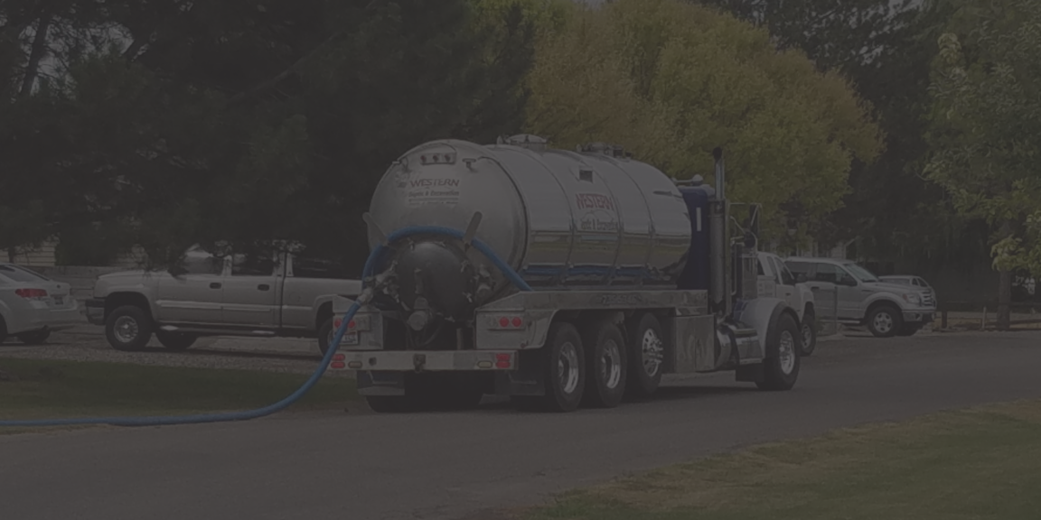 Western Septic tank system service cleaning pumping emptying service Twin Falls clean my septic tank